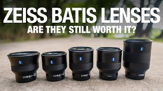 ALL THE ZEISS BATIS LENSES! Are They Still Worth It?