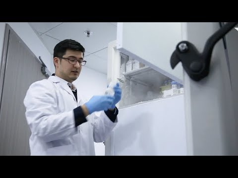 Biotech startup opens 'poop bank'