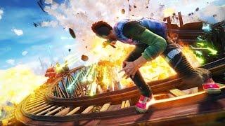 Sunset Overdrive - Test-Video zum knallbunten Xbox-One-Actionspiel