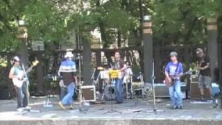 2010/6/12 東京都葛飾区水元公園での野外ライブ。音楽仲間の栗さん&デ...