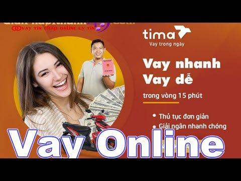 Hướng Dẫn Vay Tiền Nhanh Online Với Tima