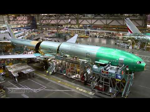 PilotsEYE.tv - Preview - SEA777F - Factory Visit Part one