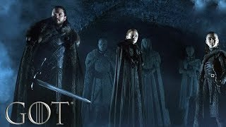 Game of Thrones - Season 8 Official Tease - Crypts of Winterfell