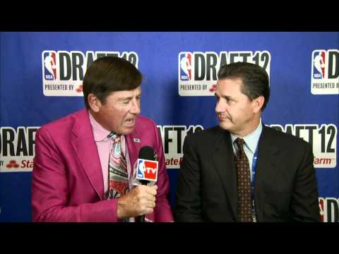 Calipari Talks About His Players Going 1st And 2nd In NBA Draft!