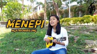 Download lagu MENEPI - NGATMOBILUNG || Cover versi Kentrung by AFA COVER