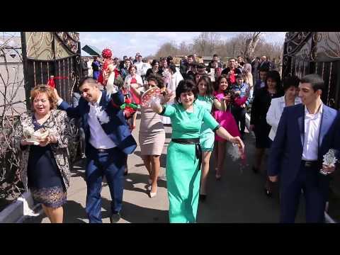 Армянская свадьба в Первомайске. Эдгар и Лоретта.