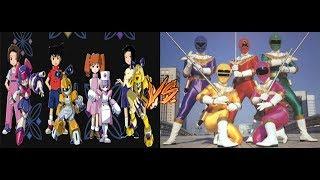 Power Rangers Zeo- Medabots