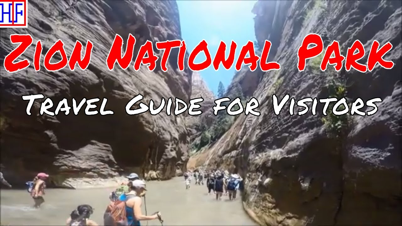 Zion National Park (TRAVEL GUIDE) | Beautiful America Series | Episode# 3