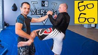 Умная разминка в тайском боксе от Владислава Коротких — как разминаться подводящими упражнениями?