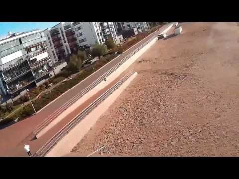 Aurinkolahti Beach, Helsinki (Full HD with Mobius Action Cam)