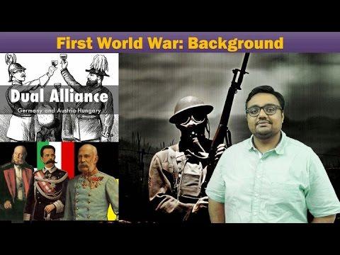 WH-WW1/P1: First World War: Background events, Triple Alliance