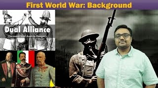 wh ww1 p1 first world war background events triple alliance