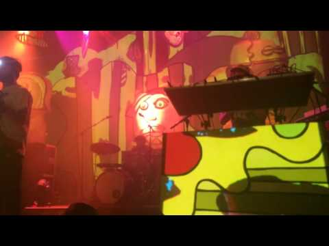 Animal Collective - Hounds Of Bairro, Live At The Neptune Theatre, Seattle, WA 6/29/17