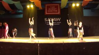 UP Mindanao dance Ensemble 2012 Concert (Chua Ay and Una Kaya)