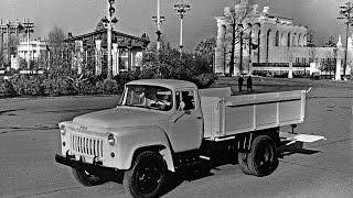 Колеса страны Советов. Автомобили в погонах. Филь