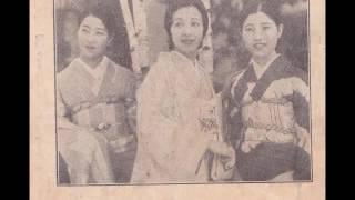 説明 1933年(昭和8年)、SPからによる淡谷のり子さんの素敵な歌唱で...