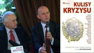 """BANKokracja czyli """"Kulisy kryzysu"""""""