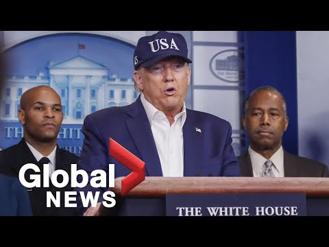 Coronavirus Outbreak: Donald Trump Speaks On Virus Response, Enforces New Travel Restrictions | FULL