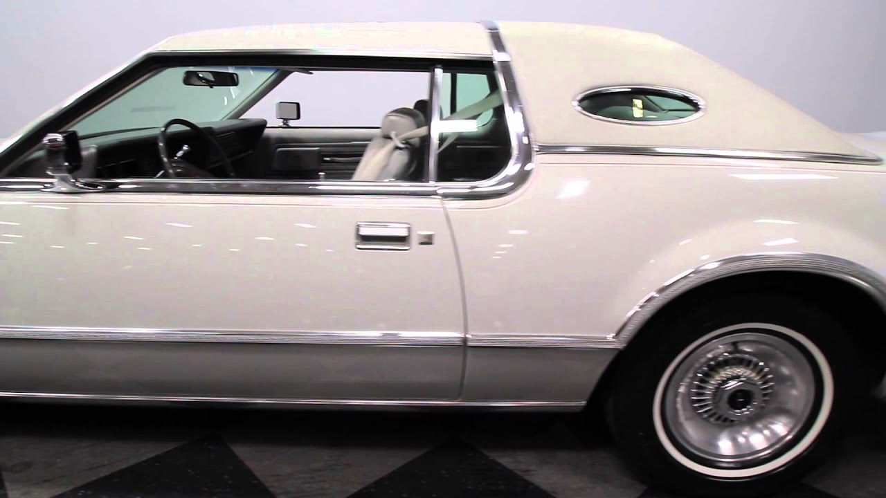 2987 Cha 1976 Lincoln Continental Mark Iv Youtube