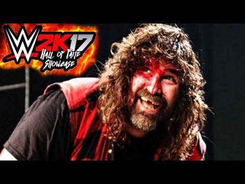 WWE 2K17 HALL OF FAME SHOWCASE - SE ENFRENTAN A EL LUCHADOR MÁS DESPIADADO