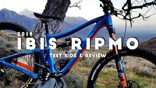 Ibis Ripmo Test Ride & Review