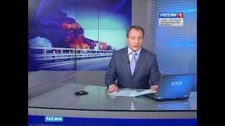 Пожар на дамбе. После аварии с участ. бензовоза водители на КАД оказались между двух стихий (6.6.14)