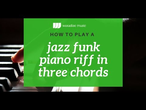 how to play jazz piano youtube