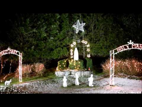 Christmas Time at the Fatima Shrine