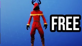 HOW TO GET FORTNITE CLOAKED SHADOW OUTFIT SKIN FOR FREE