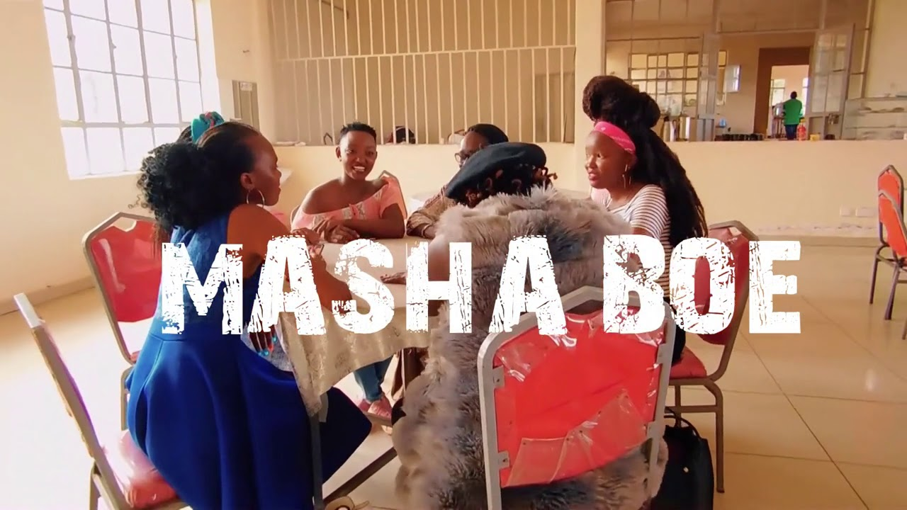 LATEST -BEST -KENYA BONGO MUSIC by MASHA BOE (official video ) - KIKI