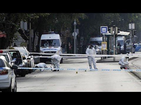 Hongrie : deux policiers blessés dans une explosion à Budapest