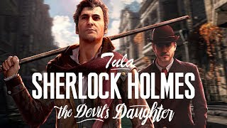 Sherlock Holmes: The Devil's Daughter #15 - Zaginięcie Kate