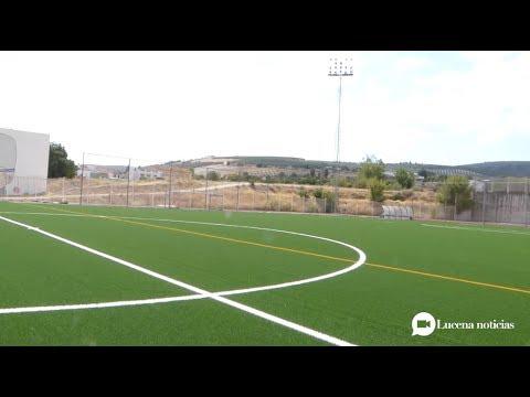VÍDEO: Concluye la renovación del césped de uno de los campos de la Ciudad Deportiva.