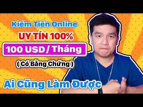 🔵 Quên App Like TikTok Kiếm Tiền Online Đa Cấp Bẩn Đi, Cách Này Kiếm 100 USD/Tháng Uy Tín 100%