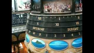 The Royal Clock Queen Victoria Building Sydney