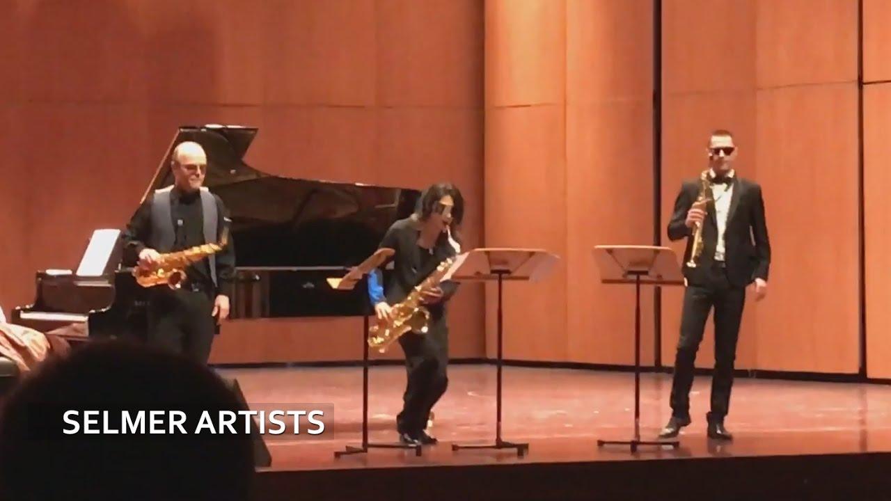 Vincent David, Yo Matsushita, Nikita Zimin. A. Rosenblatt - KALINKA