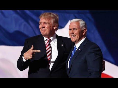 Trump Mocks Pence's Religiosity, Evangelicals Still Support Him