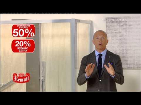 Promozione REMAIL 2015 - trasforma la vasca in Doccia amerika - YouTube