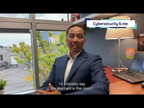 Cybersecurity & me - Dinh Alex, Security Director