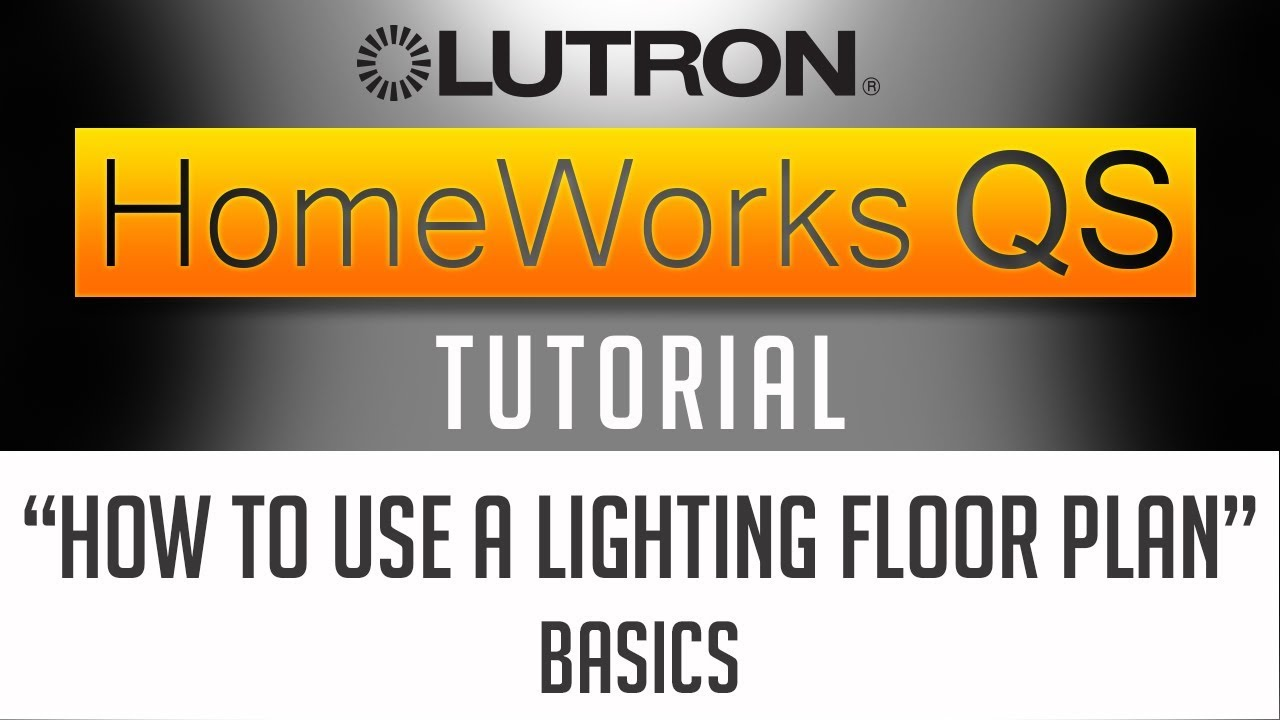 how to use a lighting floor plan lutron homeworks qs tutorial for outlet wiring diagram how to use a lighting floor plan lutron homeworks qs tutorial for beginners
