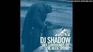 DJ Shadow - I've Been Trying