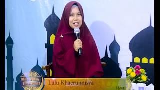Menyebarkan Salam Oleh Ustadz H. Bunyamin, Lc,. M.Ag   BERANDA DAKWAH #7