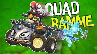 KRANKER KILL MIT NEUEM FAHRZEUG | Quad-Ramme | Fortnite Battle Royale