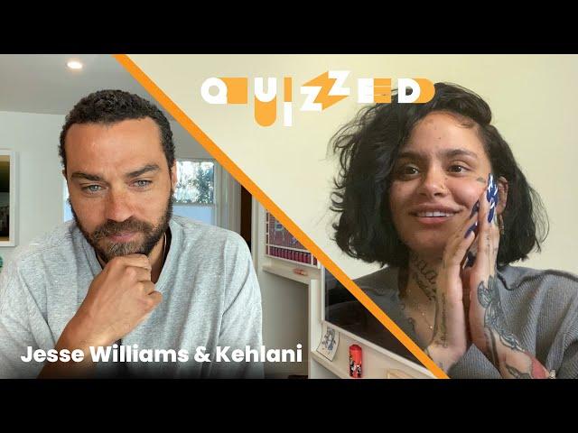 Kehlani Gets QUIZZED by Jesse Williams on Grey\'s Anatomy