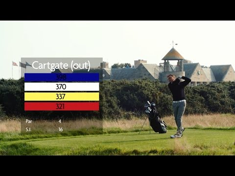 How to Play the Old Course with Steve North - Hole 3 - Cartgate (out)