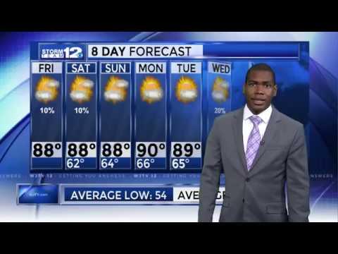 WJTV Weather Forecast For Jackson, Mississippi 10142016