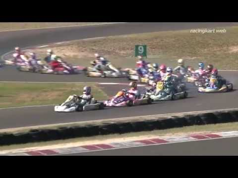 CIK-FIA ASIA PACIFIC KF CHAMPS Round1 Final