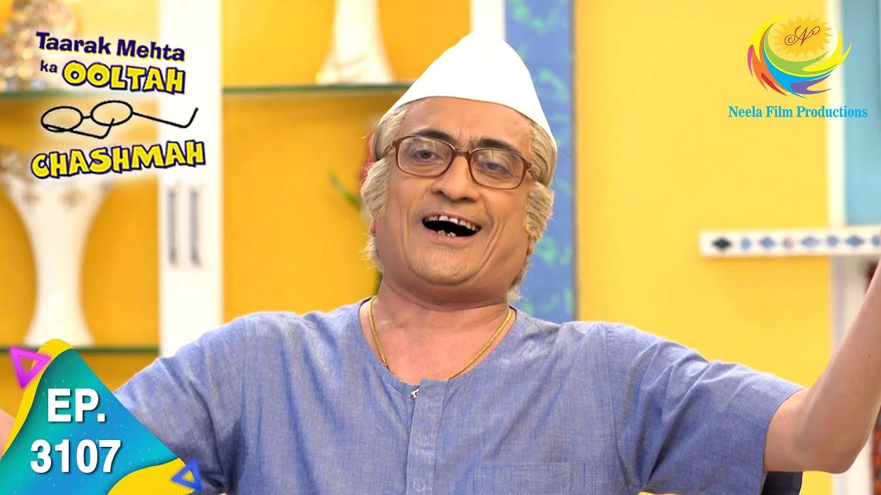Download Taarak Mehta Ka Ooltah Chashmah - Ep 3107 - Full Episode - 22nd February, 2021