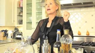 How To Make A Perfect Pear Ginger Martini