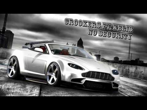 Crookers Ft. Kelis - No Security (HD)